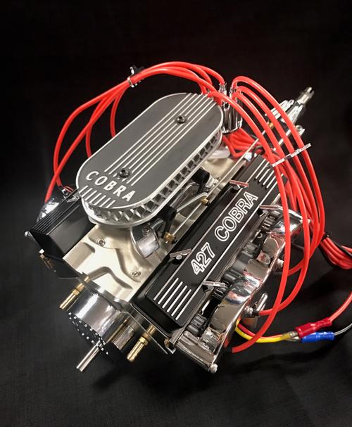 1/4 Scale Cobra V8 - RTR