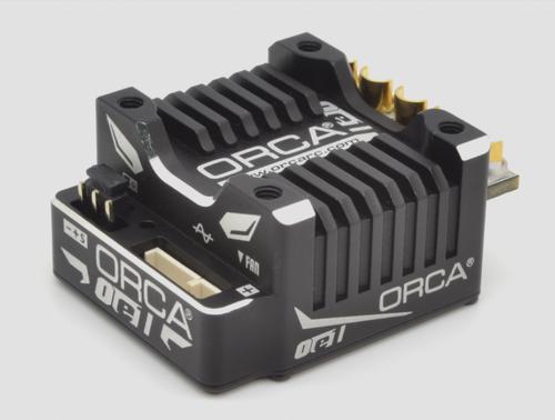ORCA OE1 ESC Black 1/10 Scale Competetion ESC