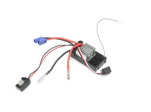 ECX ECX13010 ESC/RX 2.4GHZ V4 1.10 SCALE WP: ECX AMP