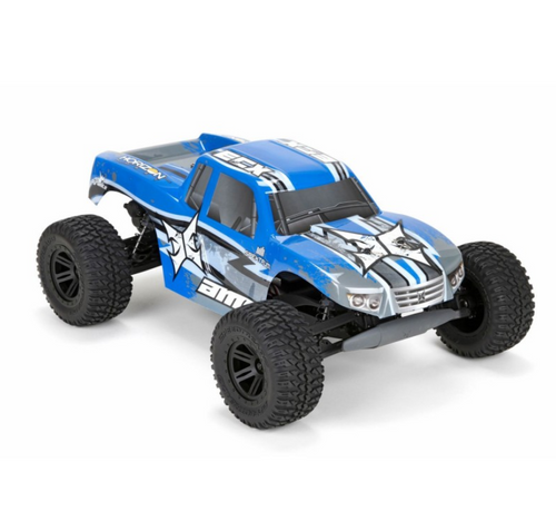 ECX AMP MT 1/10 2WD Monster Truck Build-To-Drive Kit