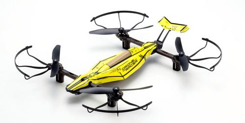 Kyosho 20572Y Drone Racer Zephyr Yellow Readyset RTF