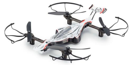 Kyosho Drone Racer G-Zero Dynamic White Readyset RTF