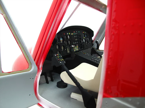 Roban B412 ERA Super Scale 800 ARF RC Helicopter