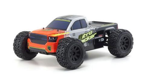 Kyosho 33101 Nitro Tracker 1/10 GP RS 4WD QRC Series ReadySet