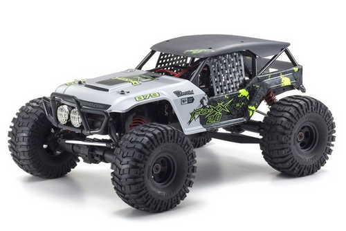 Kyosho 34255 1/8 Brushless FO-XX VE 2.0 4WD 4S Monster Truck ReadySet