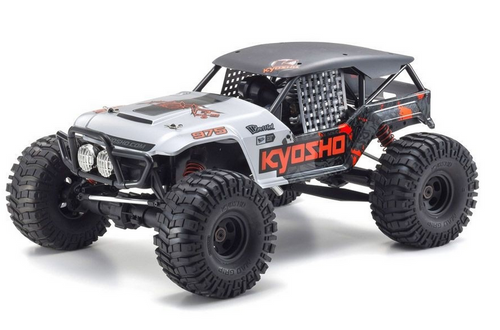 Kyosho 33154 1/8 FO-XX 2.0 GP 4WD Monster Truck ReadySet