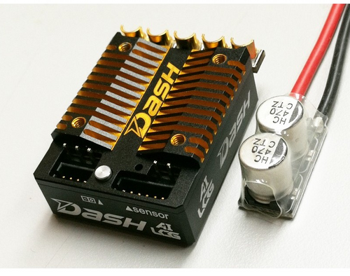 Dash 770002 AI LCG Competition ESC