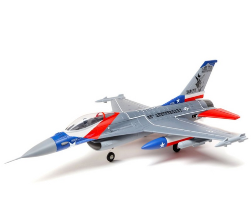 Eflite F-16 Falcon 64mm EDF BNF Basic with AS3X and SAFE Select