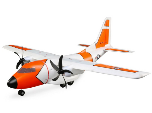 Eflite EC-1500 Twin 1.5m BNF Basic with AS3X and SAFE Select