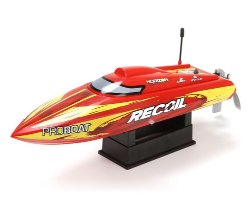 Pro Boat Recoil 17in. Self-Righting Deep V Brushless RTR