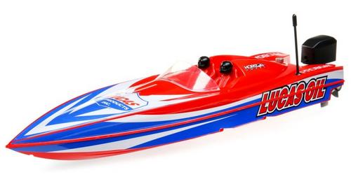 """Pro Boat 17"""" Lucas Oil Power Boat Racer RTR"""