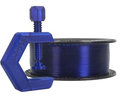 Prusament PETG Ultramarine Blue Transparent 1KG