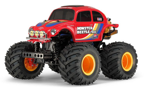 Tamiya 1/10 Monster Beetle Trail GF-01TR Kit