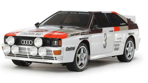 Tamiya 1/10 Audi Quattro A2 Rally Edition Kit