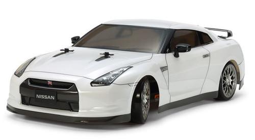 Tamiya 1/10 Nissan GT-R R35 Drift Spec TT-02D