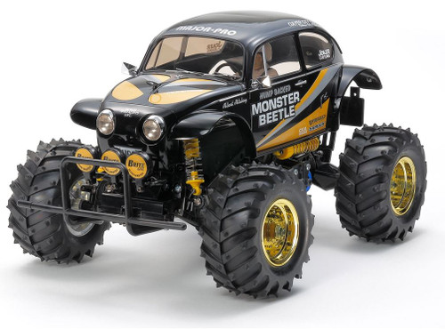 Tamiya 1/10 Monster Beetle Black Edition
