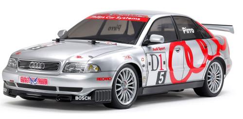 Tamiya 1/10 Audi A4 Quattro Touring TT-01E RC Kit