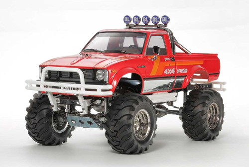 Tamiya 1/10 Toyota Mountain Rider Hilux 4x4 Limited Edition EP Kit