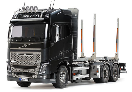 Tamiya 1/14 Volvo FH16 Globetrotter 750 6x4 Timber RC Truck Kit