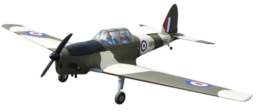 "Seagull Models 1/5 Scale DHC-1 Chipmunk 80"" 20cc"