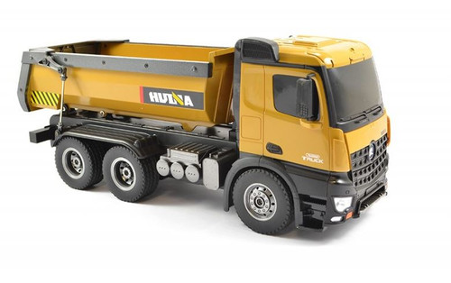 Huina 1/14 2.4G 10Ch Die-cast Dump Truck