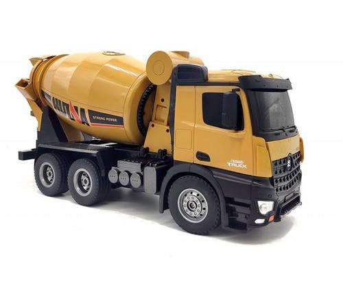Huina 1/14 2.4G 10Ch Concrete Mixer Truck