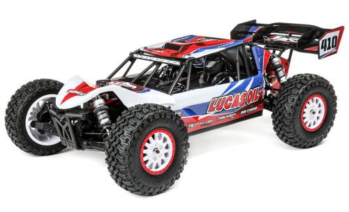 LOSI 1/10 Tenacity DB Pro Lucas Oil 4WD Brushless Desert Buggy RTR