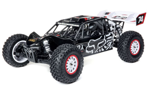 LOSI 1/10 Tenacity DB Pro FOX Racing 4WD Brushless Desert Buggy RTR