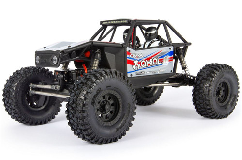 Axial Capra 1.9 1/10 4WD Unlimited Trail Buggy Kit
