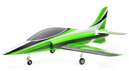 E-Flite HAVOC XE 80mm EDF Sport Jet BNF w/AS3X & SAFE