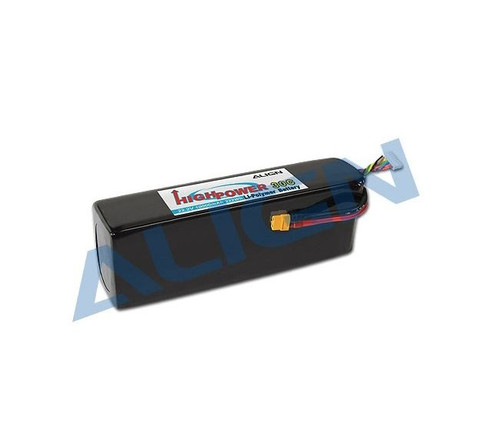 Align HighPower 10000mah 6S 30C 22.2V LiPo Battery