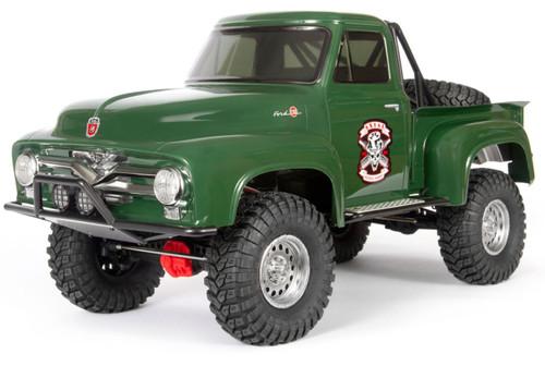 Axial 1/10 SCX10 II 1955 Ford F-100 Truck 4WD RTR Green