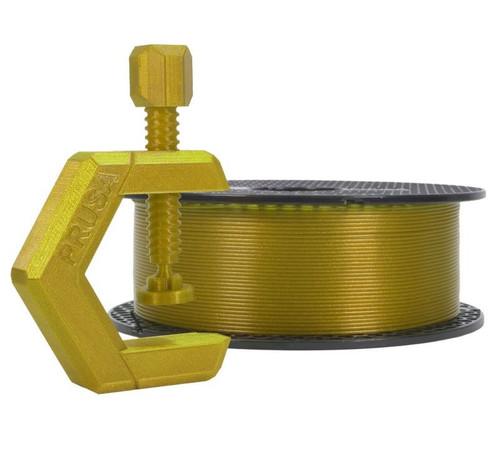 Prusament PETG Yellow Gold 1KG