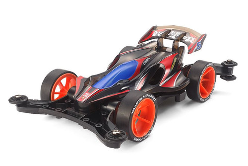 Tamiya 95419 Aero Manta Ray Black MINI 4WD KIT