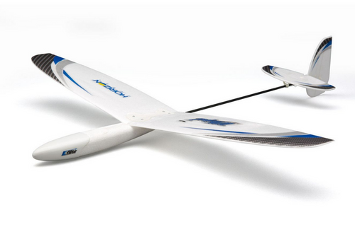 Eflite UMX Whipit Discuss Launch Glider BNF Basic