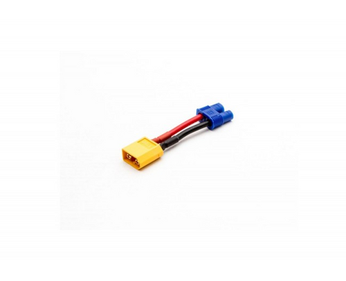 Dynamite Charge Adapter XT60 Male to EC3 Female 100mm
