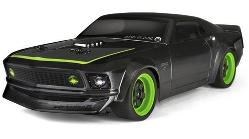 HPI Racing 1/18 Micro RS4 1969 Ford Mustang RTR
