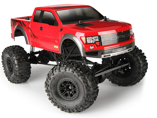 HPI Racing 1/10 Crawler King Ford Raptor 4WD Truck RTR