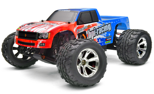 HPI Racing 1/10 Jumpshot V2 2WD RC Monster Truck