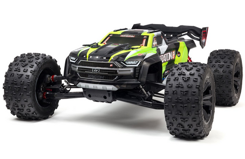 Arrma 1/5 KRATON 4X4 8S BLX Brushless Speed Monster Truck RTR Green
