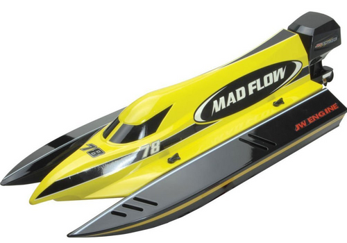 Joysway Mad Flow 2.4Ghz F1 Brushless RC Racing Boat