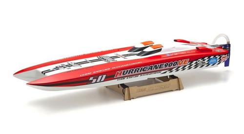 Kyosho Hurricane 900 VE EP RS Brushless Racing Cat