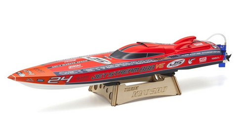 Kyosho JETSTREAM 888VE EP Brushless Race Boat ReadySet