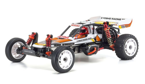 Kyosho Ultima Legendary Series EP RC Buggy Kit - RE-RELEASE!
