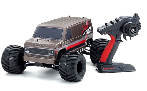 Kyosho MAD VAN 1/10 Electric 4WD Monster Truck Fazer Mk2 RTR