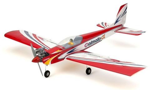Kyosho 11257R Calmato Sports 40 EP/GP Low Wing Trainer ARF Toughlon