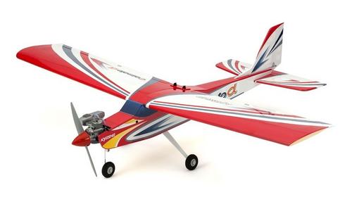 Kyosho 11252R Calmato Alpha 40 Trainer EP/GP ARF