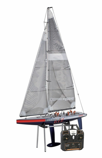Kyosho FORTUNE 612 III Racing Yacht Readyset