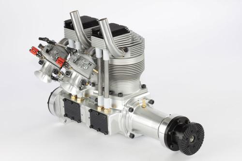 Kolm IL155 V4 2 Cylinder Long Engine