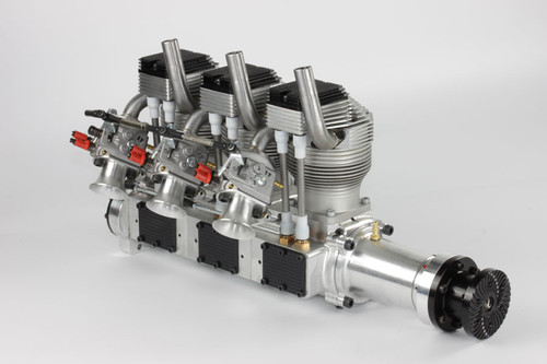 Kolm IL150 V4 3 Cylinder Long Engine